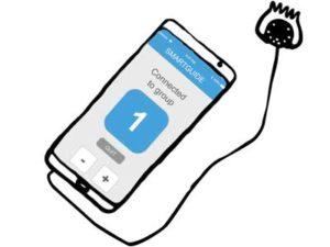 Smartguide Receiver App