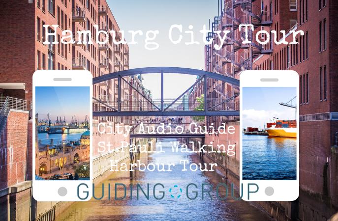 City Tour Hamburg Germany