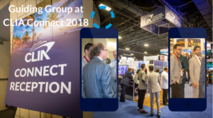 Guiding Group at CLIA Connect 2018