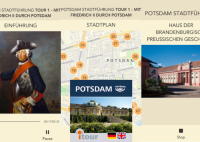 Stadtführung Postdam