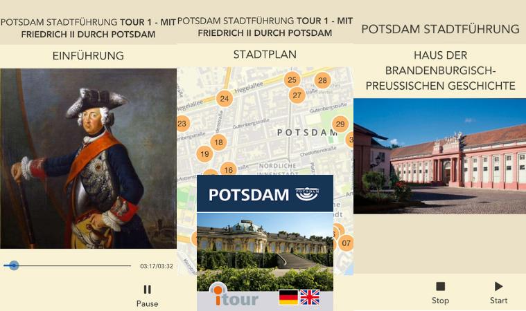 Postdam City Tour